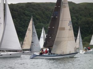 Oban Feeder Race